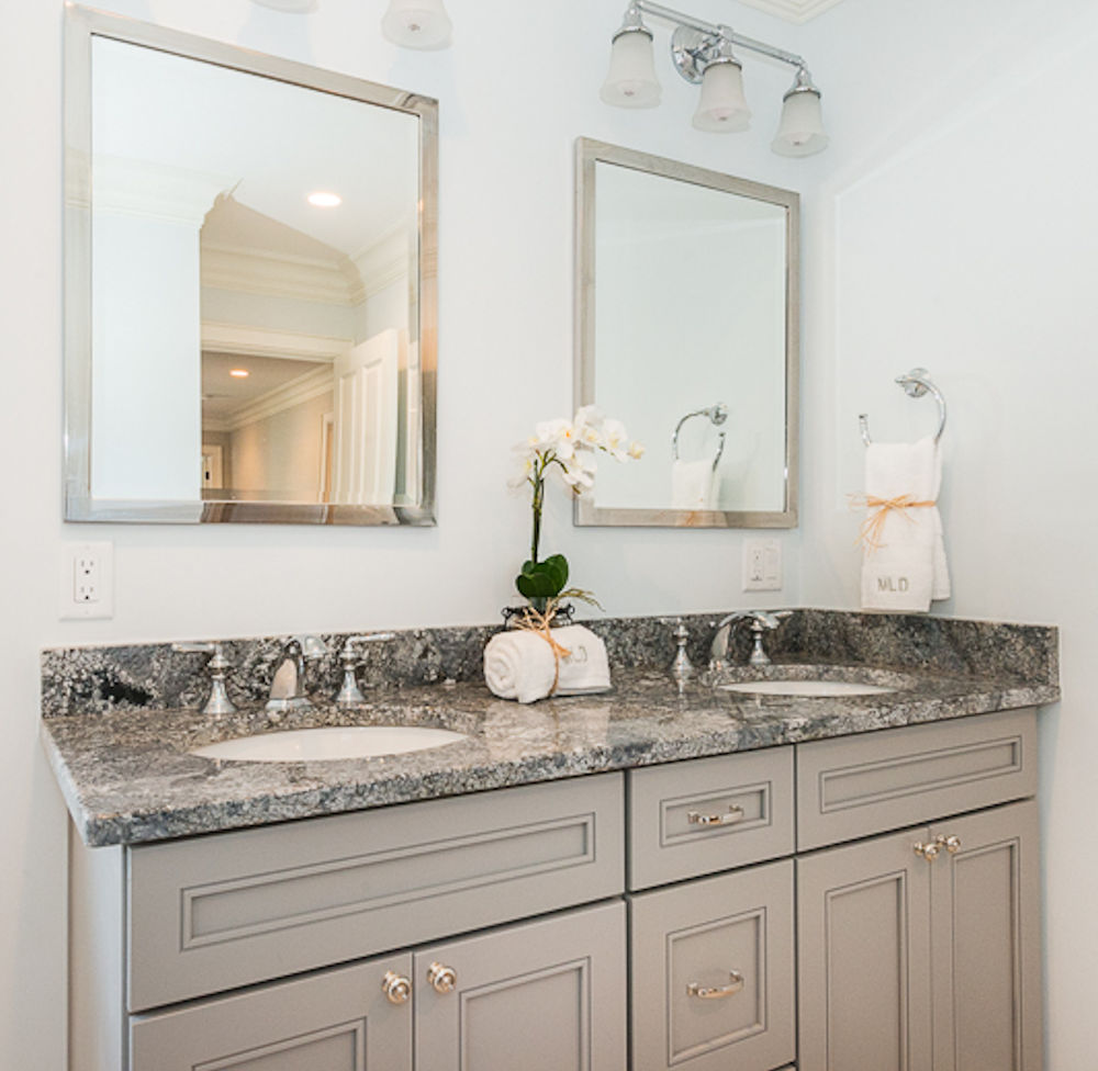 Our Bath Cabinetry Designs   Kitchen People