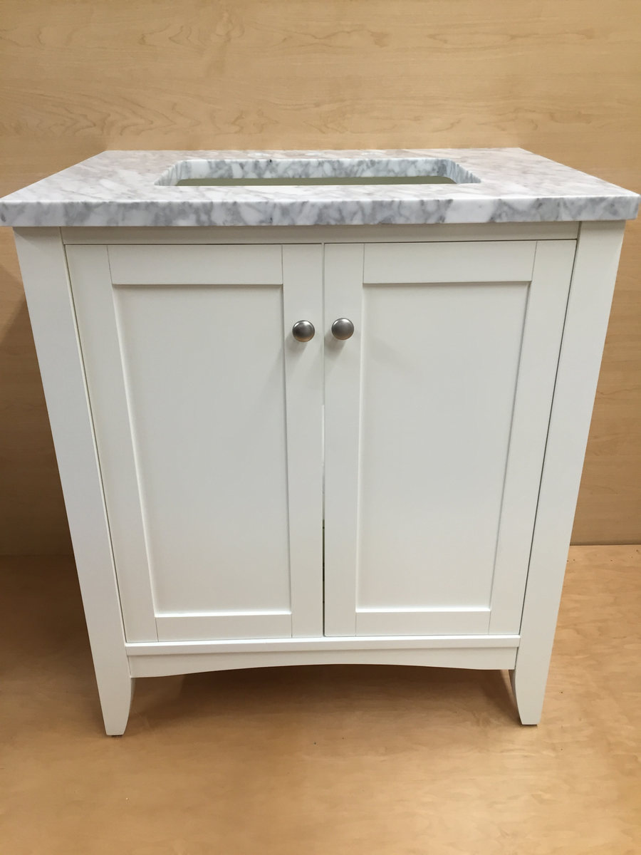 In Stock Bathroom Vanities And Bathroom Cabinetry In