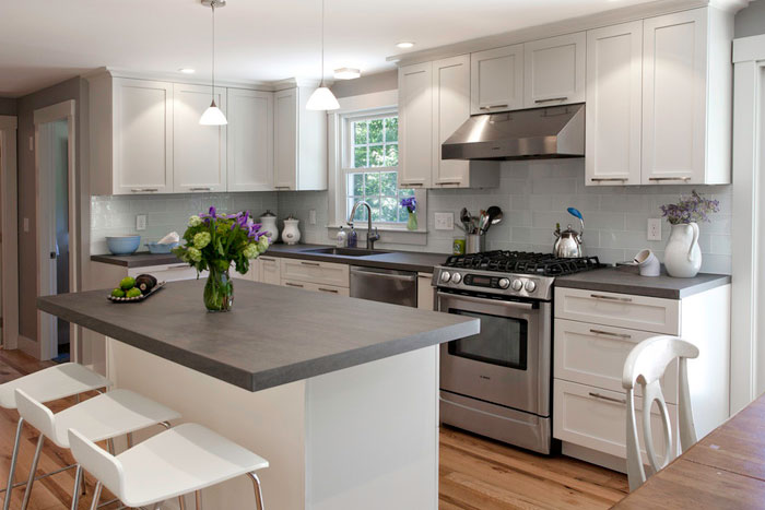 Executive Kitchen Cabinets