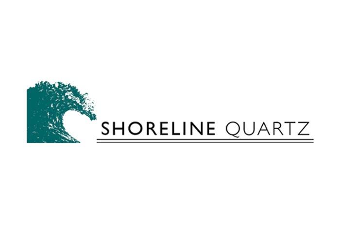 Shoreline Quartz countertops