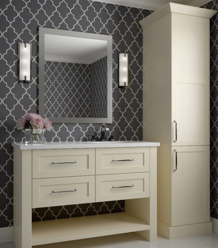 Terrific Bathroom Cabinets Bathroom Vanities By Carole Kitchen Beutiful Home Inspiration Xortanetmahrainfo