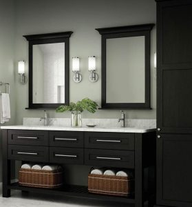 Bathroom Cabinets, Bathroom Vanities by Carole Kitchen ...